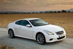 New Infiniti G37 Coupe (2009 - 2013) review