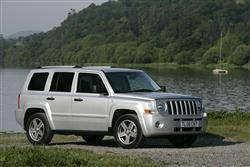 Car review: Jeep Patriot (2008 - 2011)