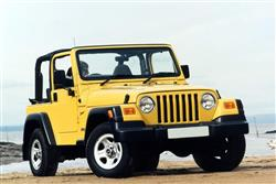 Car review: Jeep Wrangler (1996 - 2008)