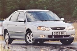 Car review: Kia Shuma II (2001 - 2004)