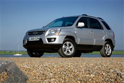 Car review: Kia Sportage (2005 - 2010)