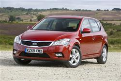 Car review: Kia cee