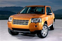 Car review: Land Rover Freelander 2 (2006 - 2008)