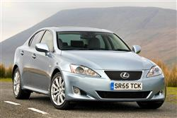 New Lexus IS (2005 - 2010) review