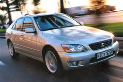 Car review: Lexus IS 300 (2001 - 2005)