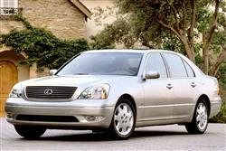 New Lexus LS 430 (2000 - 2006) review