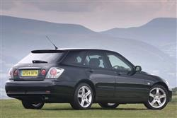 Car review: Lexus IS Sportcross (2001 - 2005)