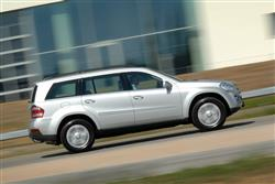 Car review: Mercedes-Benz GL-Class (2006-2013)