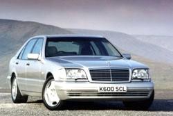 Car review: Mercedes-Benz S-Class Saloon (1991 - 1999)
