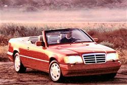 New Mercedes-Benz E-Class (1993 - 1995) review