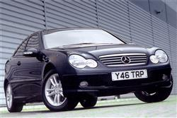 Car review: Mercedes-Benz C-Class Sports Coupe (2001 - 2008)