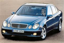 Car review: Mercedes-Benz E-Class (2002 - 2009)