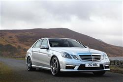 Car review: Mercedes-Benz E-Class 63 AMG (2006 - 2013)