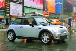 Car review: MINI 3-Door Hatch R50 [One] (2001 - 2006)