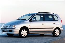 Car review: Mitsubishi Colt Space Star (1998 - 2002)