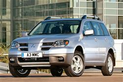 Car review: Mitsubishi Outlander (2003 - 2007)