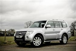 Car review: Mitsubishi Shogun (2009 - 2011)