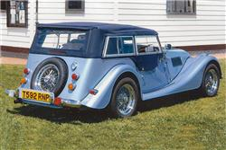 Car review: Morgan Convertible 4/4 & Plus Four (1992 to date)