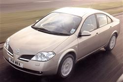Car review: Nissan Primera (2002 - 2007)