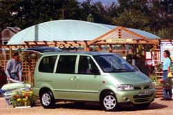 Car review: Nissan Serena (1993 - 2002)