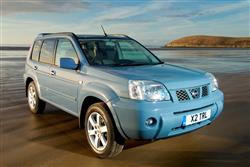 Car review: Nissan X-TRAIL (2001 - 2007)