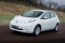 Car review: Nissan LEAF (2011 - 2013)