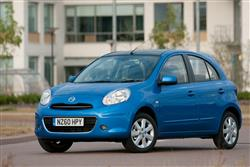 Car review: Nissan Micra (2010-2013)