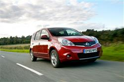 Car review: Nissan Note (2010-2013)