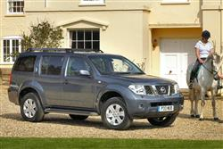 New Nissan Pathfinder (2005-2015) review