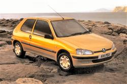 New Peugeot 106 (1991 - 2003) review