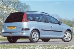 New Peugeot 206 SW (2002 - 2006) review