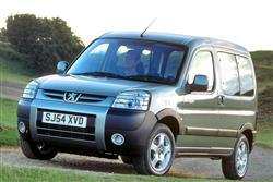 Car review: Peugeot Partner Combi (2001 - 2007)