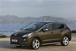 Car review: Peugeot 3008 (2009 - 2013)