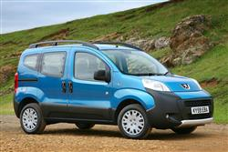 Car review: Peugeot Bipper Tepee (2009 - 2013)