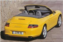 Car review: Porsche 911 Carrera 4 (996 Series) (1998 - 2005)