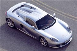 Car review: Porsche Carrera GT (2004 - 2006)