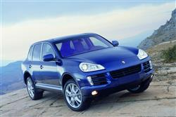Car review: Porsche Cayenne (2007 - 2010)