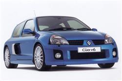 Car review: Renault Clio V6 (2001 - 2005)