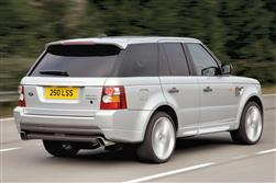 New Land Rover Range Rover Sport (2005 - 2013) review