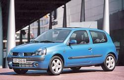 Car review: Renault Clio (2001 - 2005)