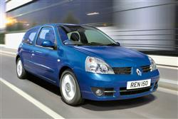 New Renault Clio III (2005 - 2009) review