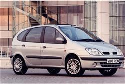 Car review: Renault Scenic (1999 - 2003)