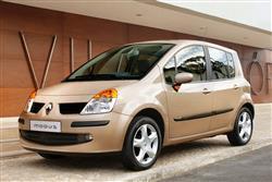 Car review: Renault Modus (2004 - 2008)