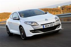 Car review: Renault Megane R.S. 250 (2010 - 2012)