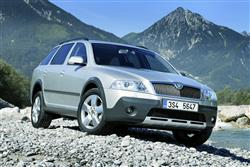 Car review: Skoda Octavia Scout (2007 - 2009)