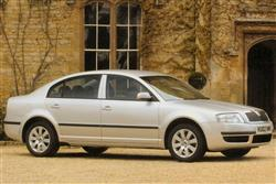 Car review: Skoda Superb (2002-2008)