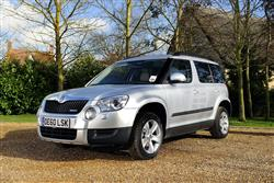 Car review: Skoda Yeti (2009 - 2013)