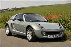 Car review: Smart Roadster & Roadster Coupe (2003 - 2007)