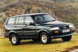 Car review: SsangYong Musso (1995 - 1999)