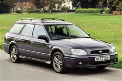 New Subaru Legacy (1989 - 1998) review